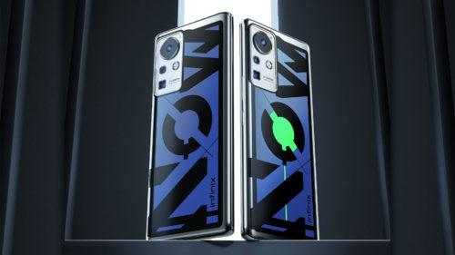 Infinix Zero X Design Leaked Ahead of Launch, Will Sport Nexus-4 Like Speckled Back Design