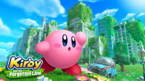 Kirby and the Forgotten Land coming to Nintendo Switch in 2022