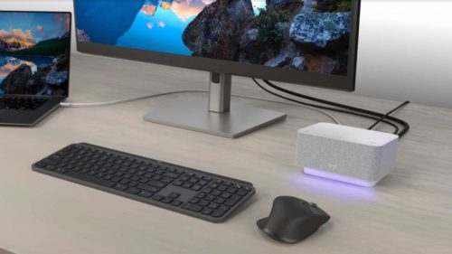 Logitech Logi Dock aims to solve multiple home office problems