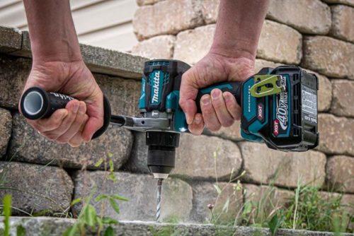Makita 40V Max XGT Hammer Drill Review GPH01