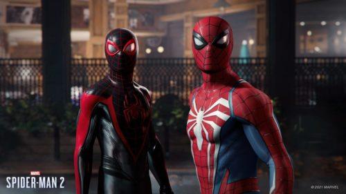 Spider-Man 2 for PS5 teaser trailer shows Peter Parker, Miles Morales and…Venom