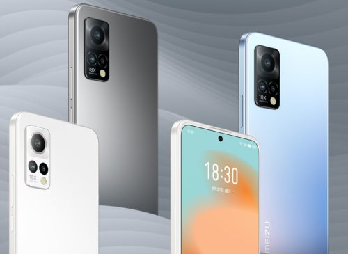 Meizu 18X Review: First 10-Bit 120Hz Display With Snapdragon 870