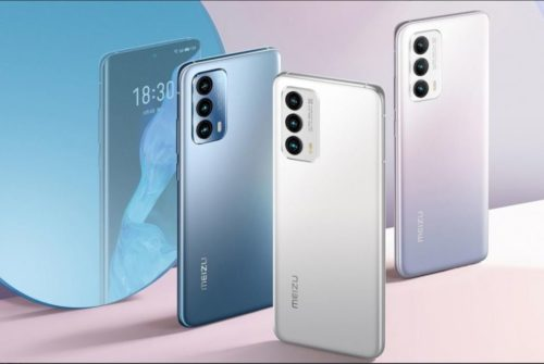 Meizu 18s series: Details of Meizu's Snapdragon 888+ phones surface ahead of launch