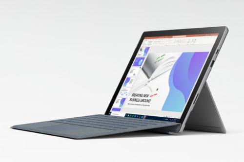 Surface Pro 8 Will Feature a New Design, Thunderbolt and 120 Hz Display