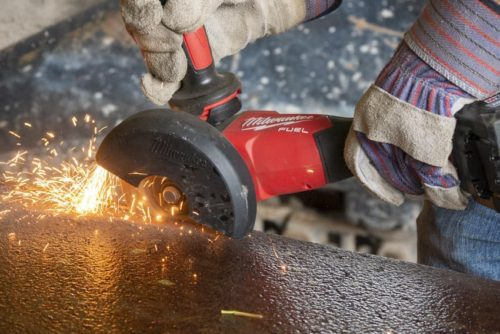 Milwaukee M18 Fuel Braking Angle Grinder with One-Key Review