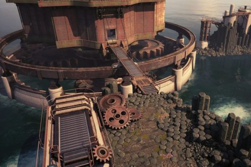 Myst Remake Review