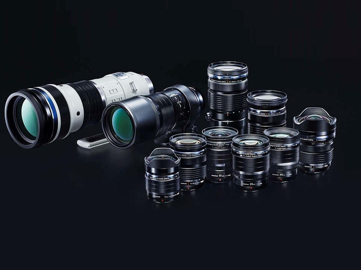 olympus lens roadmap 2021