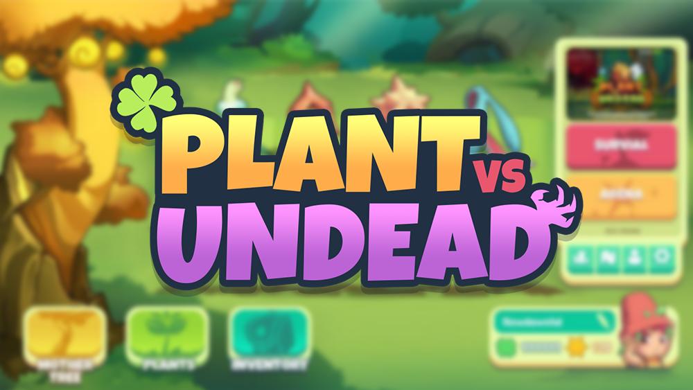 Plants vs Undead Farm 2.5