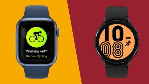 Apple Watch 7 vs Samsung Galaxy Watch 4: which is the best smartwatch?