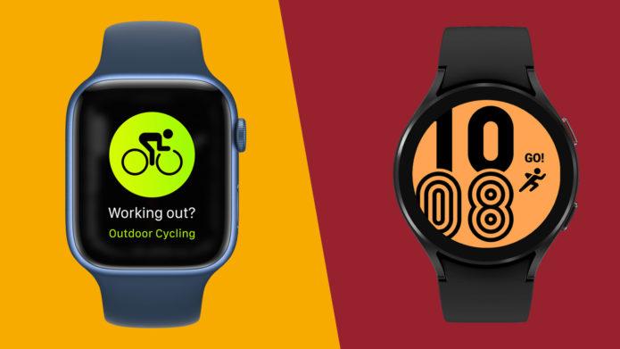 Apple Watch 7 vs Samsung Galaxy Watch 4