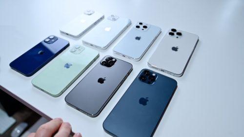 Apple's iPhone 13 & iPhone 13 mini have 4GB of RAM, while iPhone 13 Pro & iPhone 13 Pro Max come with 6GB of memory