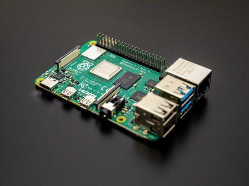 The Raspberry Pi 4 gets a tiny CPU upgrade