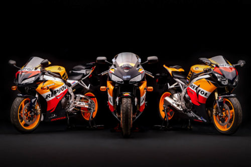 Repsol Honda CBR1000RR Charity Auction: Ride For Kids Benefit