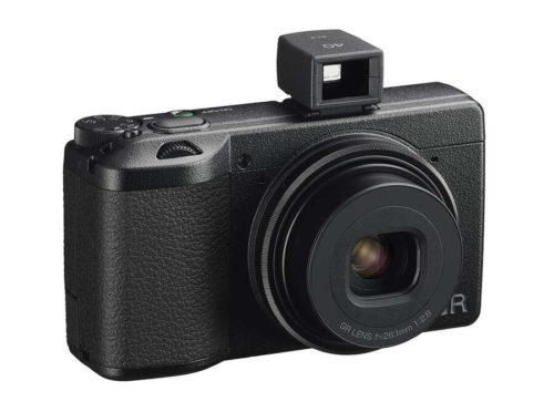 Ricoh GR IIIx Camera Officially Announced