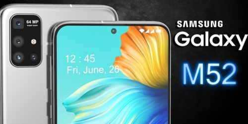 [Exclusive] Samsung Galaxy M52 5G to Feature 120Hz Refresh Rate, Renders Reveal Pinstripe Design