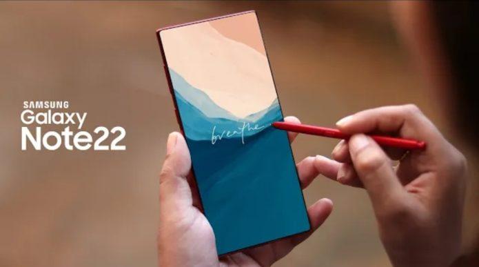 Samsung Galaxy Note 22