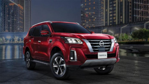 2022 Nissan Terra launches in the Philippines, priced