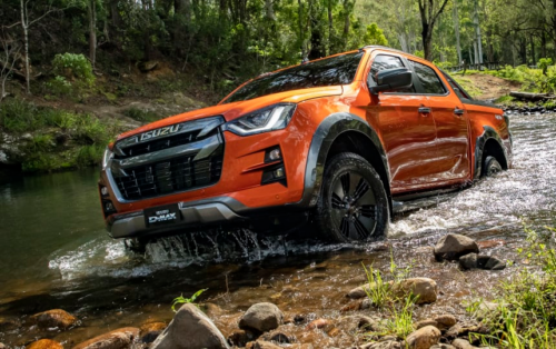 2022 Isuzu D-Max price and specs: More equipment, higher prices, lower payloads