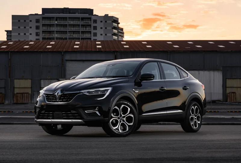 2022 Renault Arkana Intens