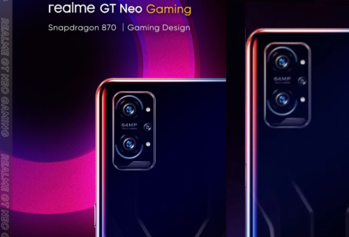 Realme GT Neo Gaming Phone Equipped with Snapdragon 870 is Coming?