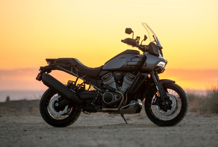 Harley-Davidson Claims Pan America Special