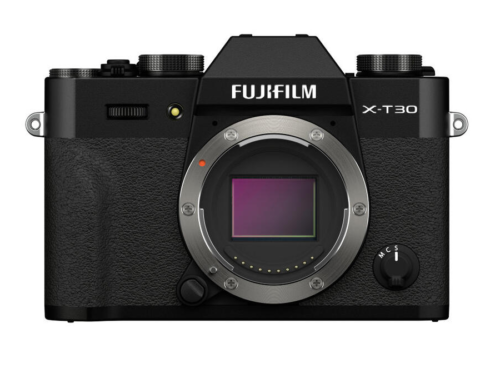 Fujifilm X-T30 Mark II Announced with Improved Performance