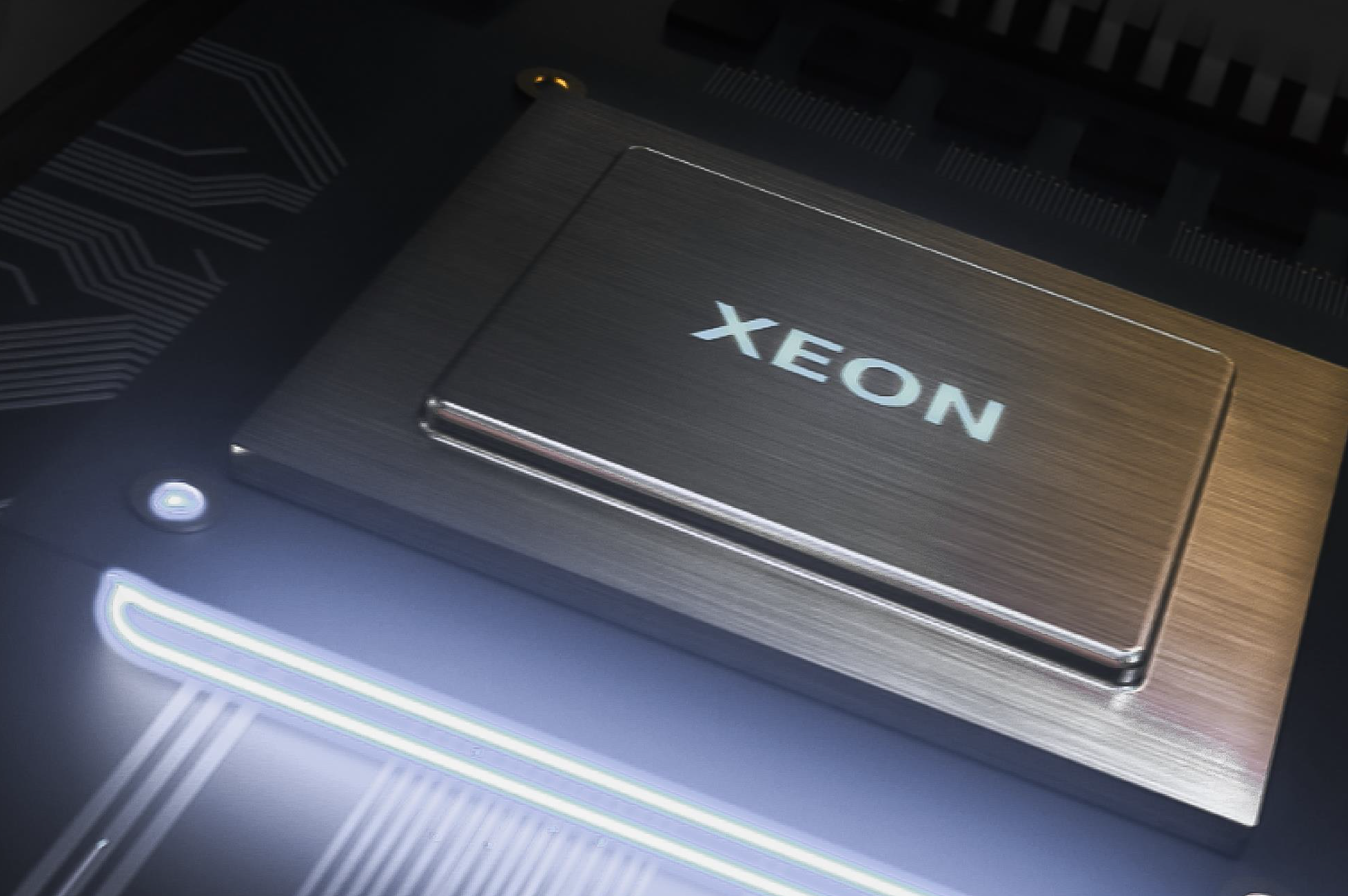 Intel Xeon Sapphire Rapids