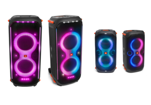 JBL PartyBox 710, PartyBox 110 now official