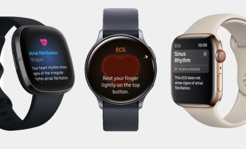 Wearable tech booms in 2021 as smartwatch users look to health features