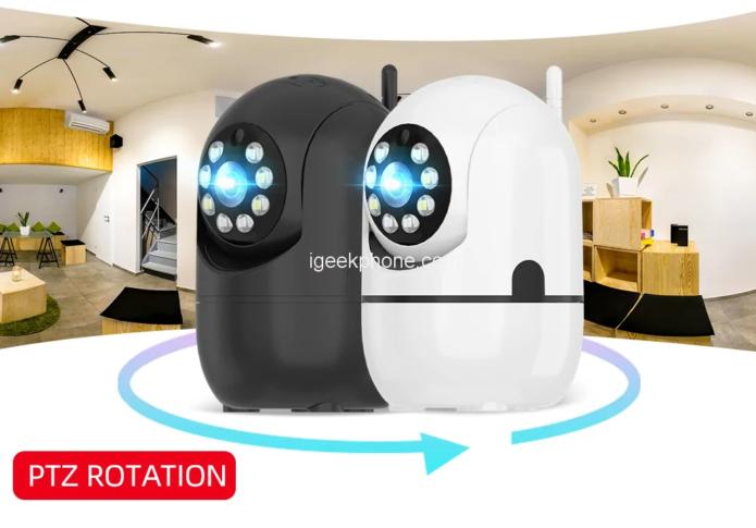 Guudgo 1080P Indoor