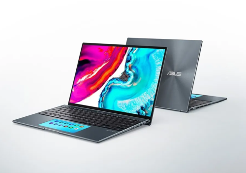 [Specs and Info] ASUS ZenBook 14X OLED (UX5400): a very portable laptop for quick work on the go