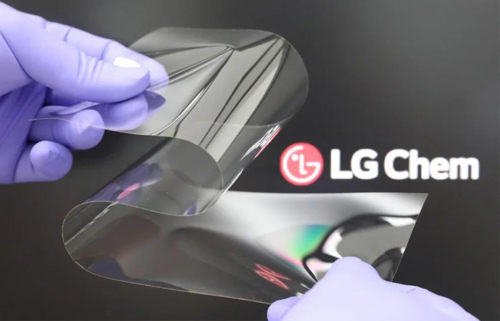 LG 'Real Folding Window' displays could blow Samsung foldable screens away
