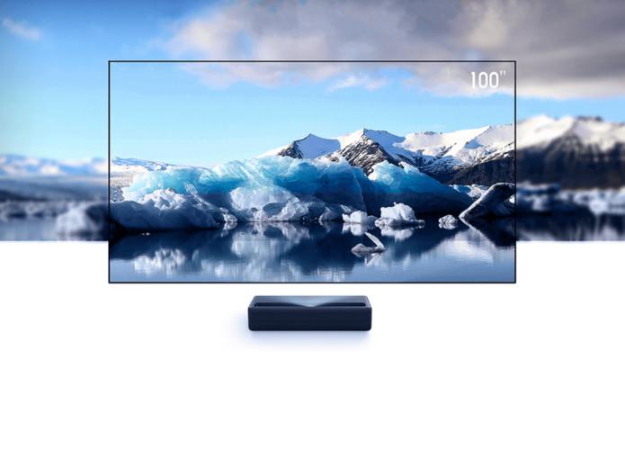 Xiaomi Mi Ambient Light Rejecting Projector Screen
