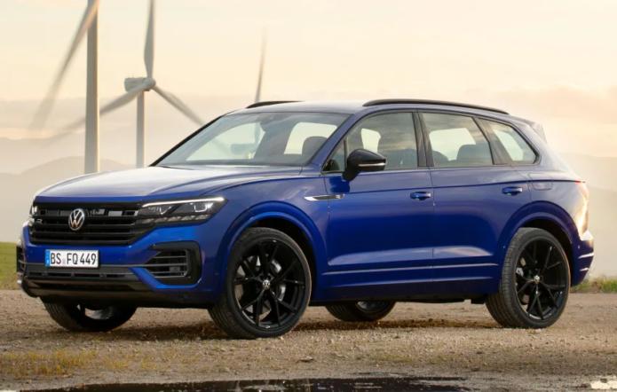 2022 Volkswagen Touareg R