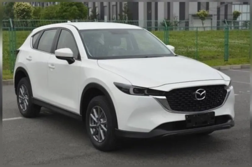 2022 Mazda CX-5 Revealed With Updated Design, Standard All-Wheel Drive