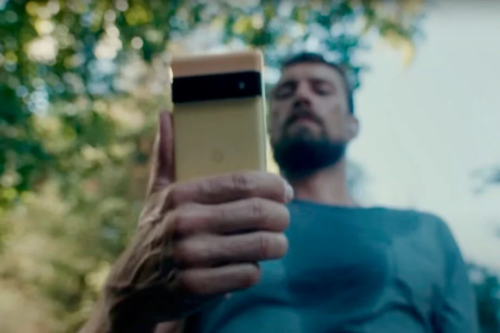 Pixel 6 release date teased and filmed out in the wild