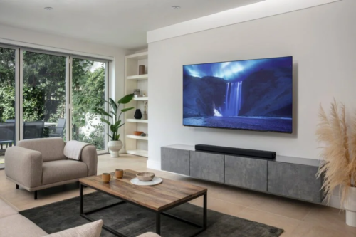 The Sony HT-A5000 is a more affordable Dolby Atmos soundbar to rival Sonos Arc