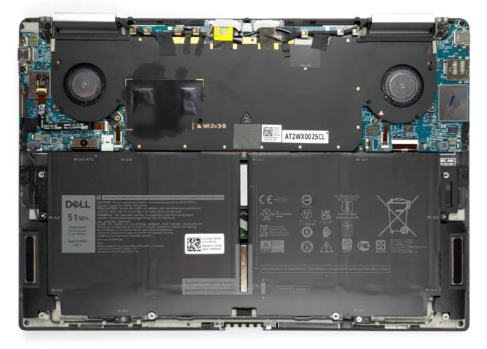Inside Dell XPS 13 9310 (2-in-1)