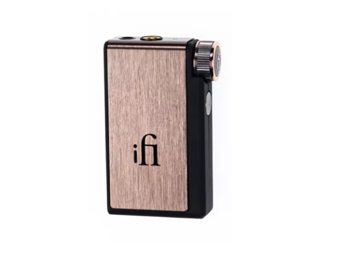iFi's GO blu portable DAC promises to give your phone the audio boost it needs