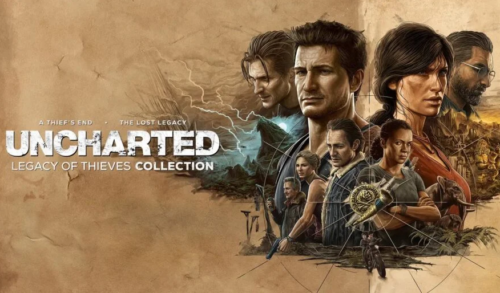 Uncharted 4 and Lost Legacy remastered for PC and PS5