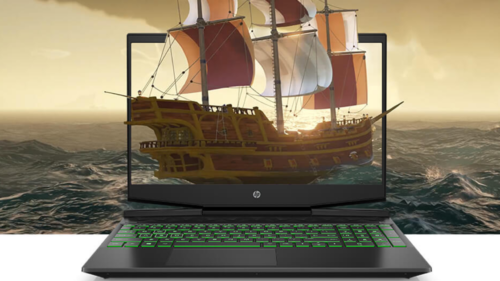 HP Pavilion Gaming 17 (2021, 17-cd2000) quick review – silent mid-range gaming device