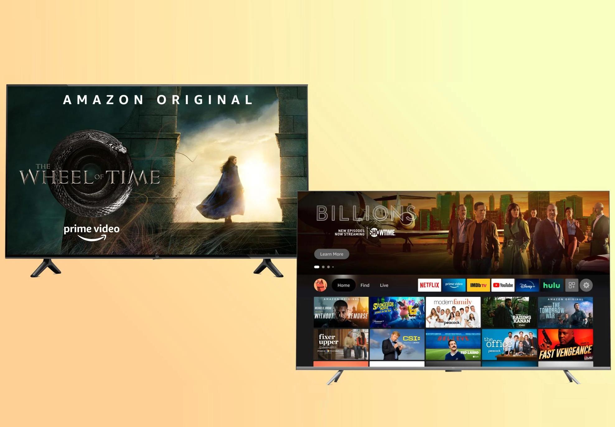 Amazon Fire TV Omni Series vs Fire TV 4-Series