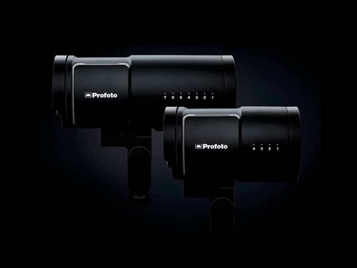 Profoto B10X and B10X Plus flashes