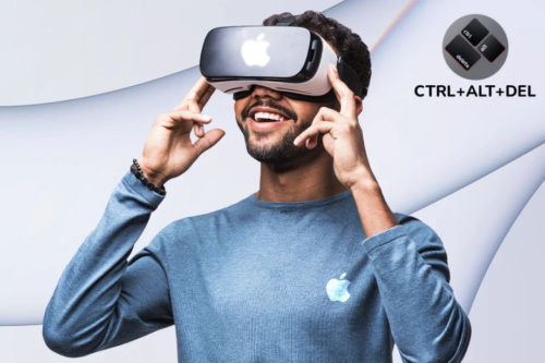 Ctrl+Alt+Delete: Apple's VR headset is no rival to the Oculus Quest