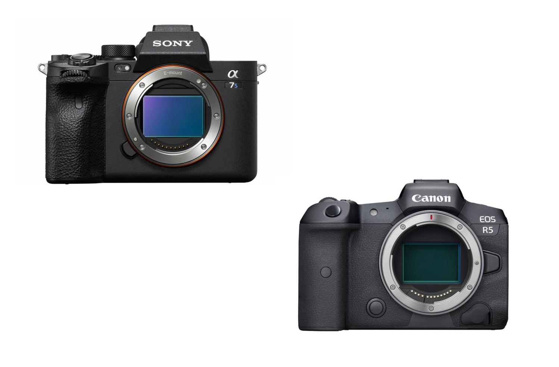 Sony A7S III vs Canon R5