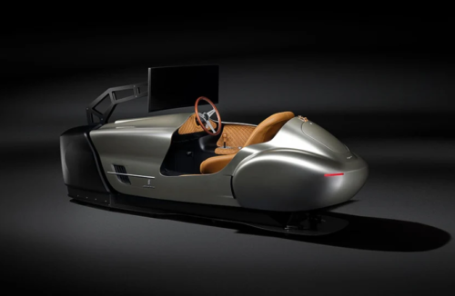 Pininfarina classic car driving simulator tipped to sell for $200,000