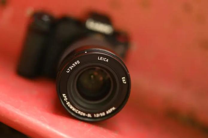 Leica SL 50mm F2 Summicron