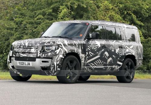 Land Rover Plots Defender Expansion with LWB, High-End Models