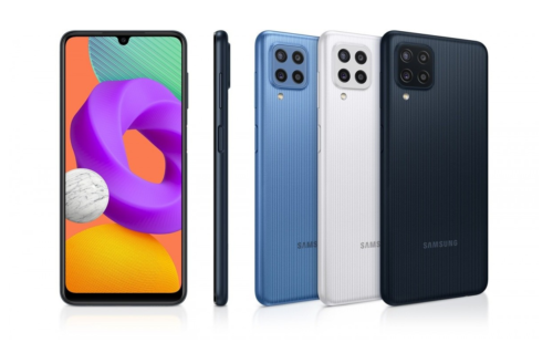 Samsung Galaxy M22 with 90Hz sAMOLED display, 48MP camera, 5,000mAh battery launched: price, specifications