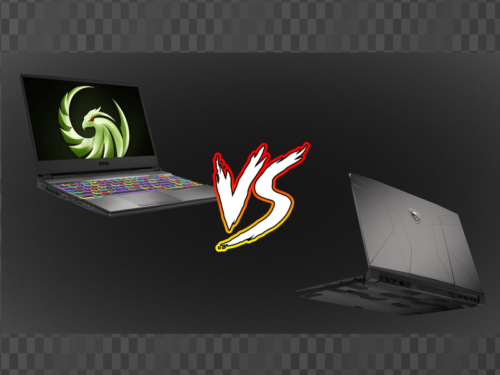 [In-Depth Comparison] MSI Alpha 15 (B5Ex) vs MSI GL66 Pulse – the choice boils down to the hardware preference